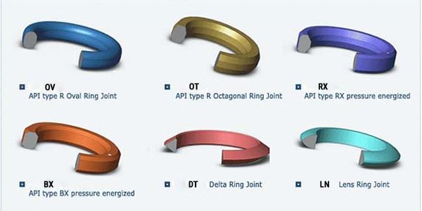 Vòng Đệm Kim Loại Ring Type Joint Gasket KIDUCO: Ý Nghĩa Mã Sản Phẩm
