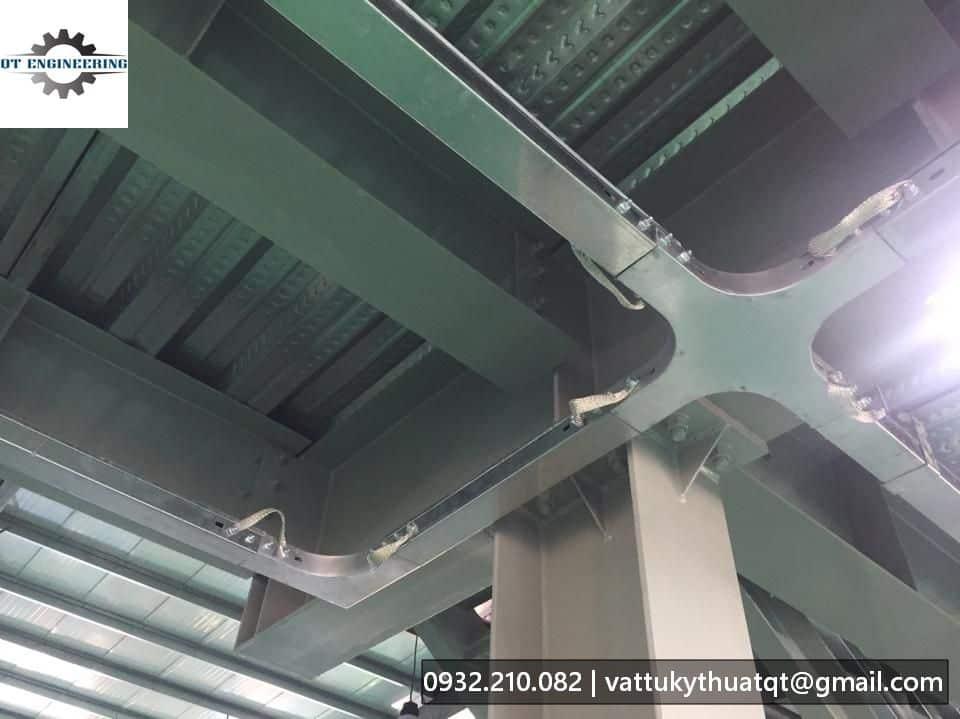 Dây đồng bện tủ điện thang máng cáp