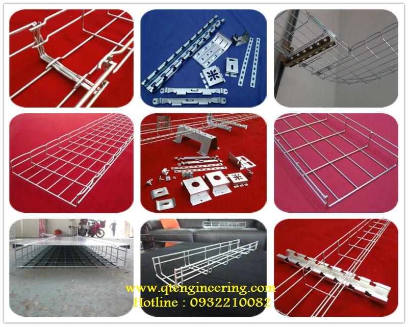 Máng lưới inox 304/201