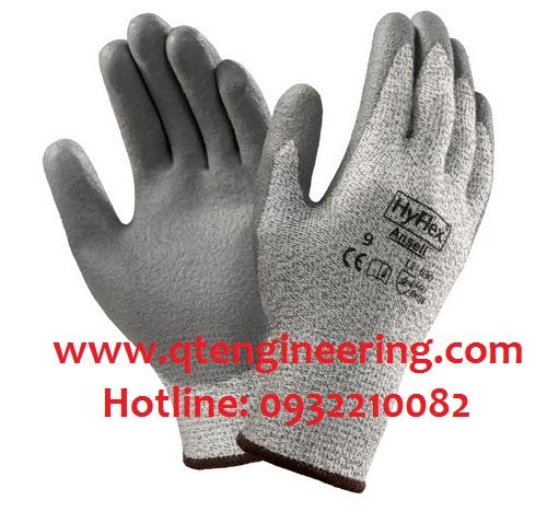 Găng tay chống tĩnh điện sợi carbon