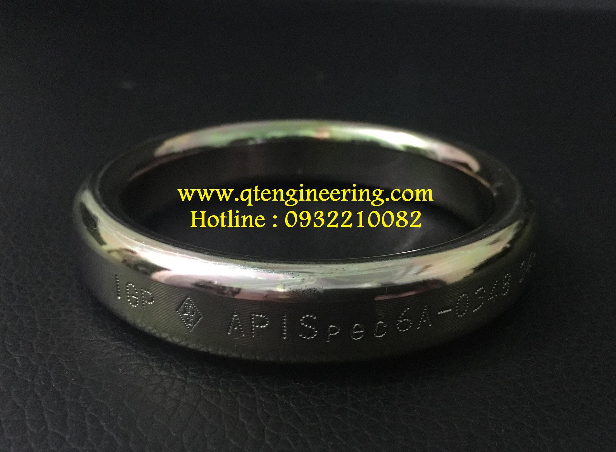 Ring Type Joint (RTJ) - Vòng Đệm Kim Loại Làm Kín