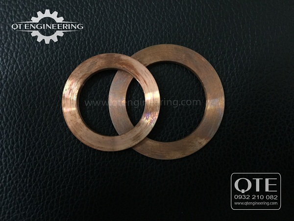 O ring đồng