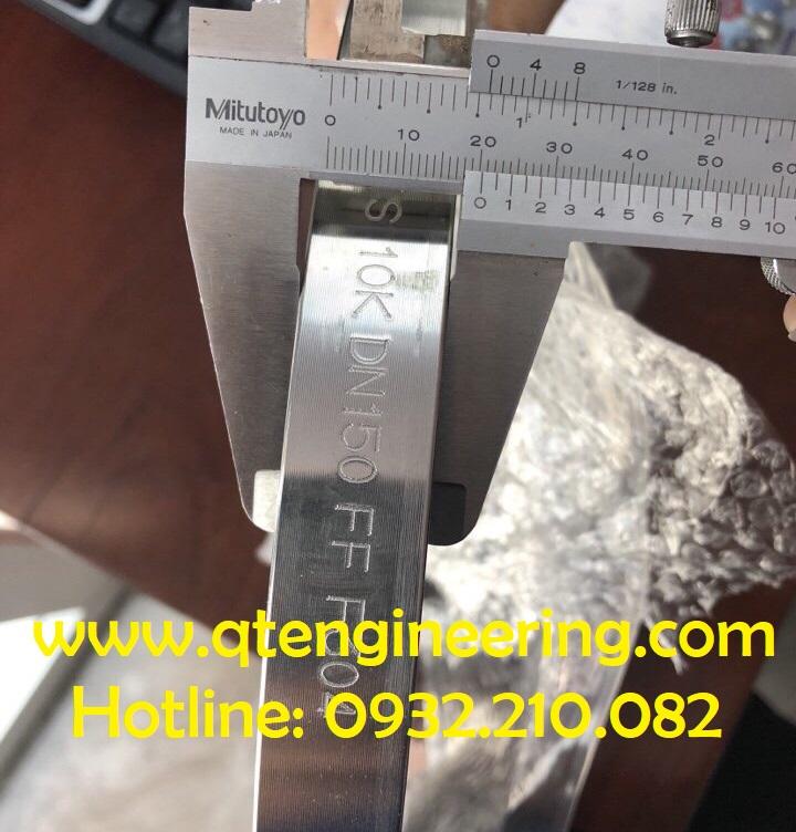 Mặt bích inox 304 JIS10K, JIS16K, JIS20K