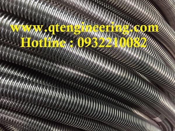 Ống ruột gà inox luồn dây điện chất lượng cao chống cháy nổ